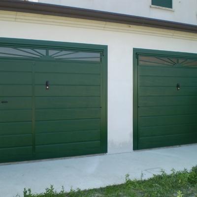 Basculante completa di porta pedonale abbiategrasso - Basculante con porta pedonale prezzo ...