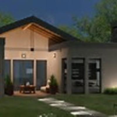 Costruire casa prefabbricata 100 mq campagna artena - Costruire casa in campagna ...
