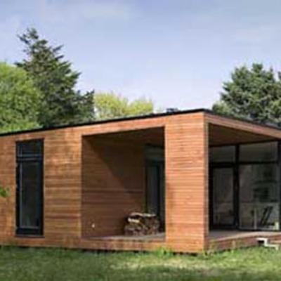 Prefabbricato in legno di 25 mq muro leccese lecce - Casa prefabbricata prezzo mq ...