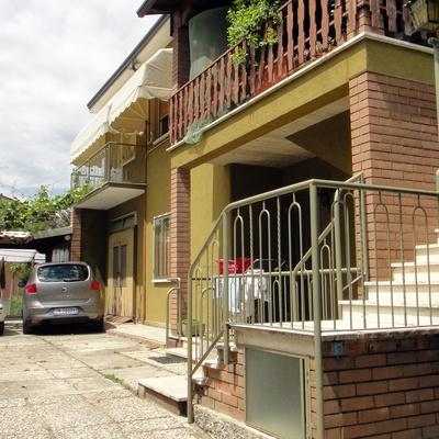 Pitturare esterno casa settec vicenza habitissimo - Imbiancare casa esterno ...