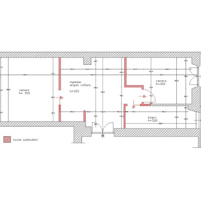 Preventivo ristrutturazione alloggio 40 mq - Torino (Torino)  habitissimo