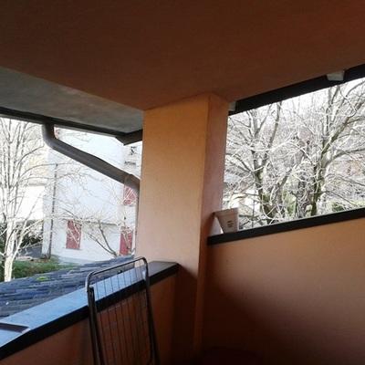 Chiusura finestra con infissi in pvc san polo sassuolo - Finestre pvc modena ...