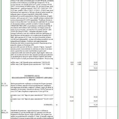 Computo Metrico Ristrutturazione Bagno ~ Ispirazione Design Casa