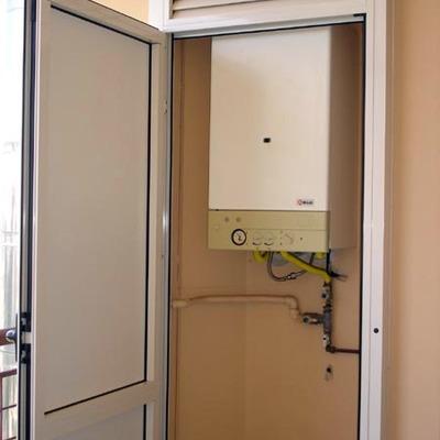 Creare armadio da esterno per caldaia vermicino roma for Copri muro esterno prezzi