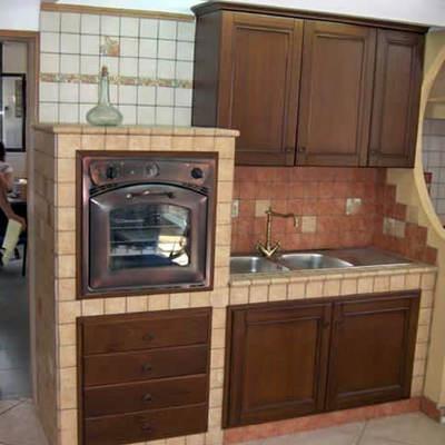 Stunning Piccola Cucina In Muratura Images - Ridgewayng.com ...