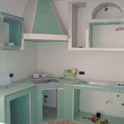 Awesome Cucina In Cartongesso Ideas - Skilifts.us - skilifts.us