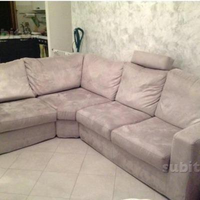 Riduzione seduta divano angolare \