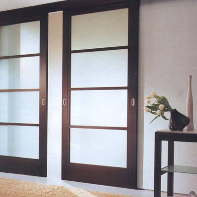 Porta scorrevole doppia anta per soggiorno tremestieri - Porta scorrevole doppia ...