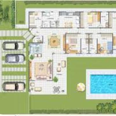 Casa con piscina rua alice freitas agnone cilento for Piani di casa con il costo per costruire gratuitamente