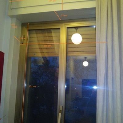 Sostituzione infissi in alluminio in nuovi infissi in pvc a 3 guarnizioni palermo palermo - Guarnizioni finestre alluminio ...