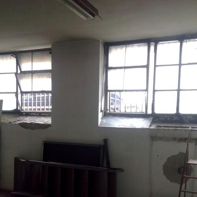Fornitura posa di serramenti in ferro con vetri per - Sostituzione finestre milano ...