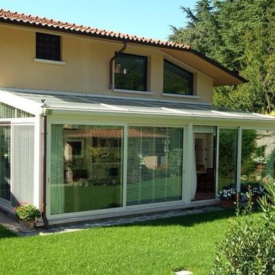 Realizzazione giardino d 39 inverno metri 4 x metri 3 borgo - Giardino d inverno prezzo ...