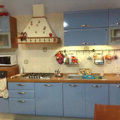 Sostituire le ante della mia cucina castellammare di - Sostituire ante cucina ...