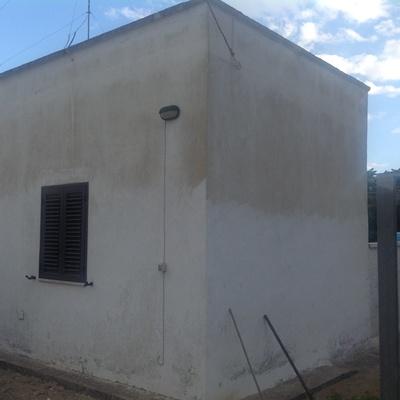 dipingere esterno casa (unifamiliare) - porto cesareo (lecce ... - Dipingere Esterno Casa