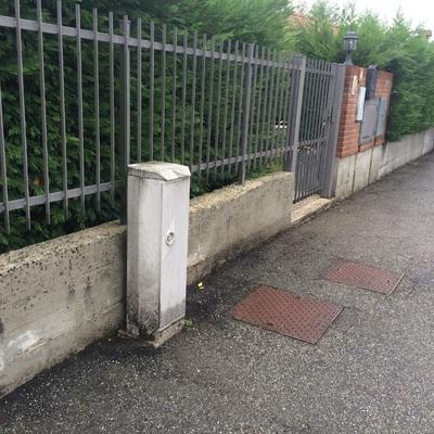 Intonaco strollato muretto albuzzano pavia habitissimo - Prezzo intonaco esterno ...