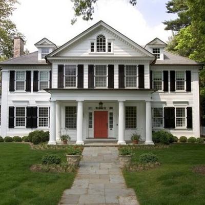 Casa prefabbricata stile americano mornago varese for Nuove case in stile americano