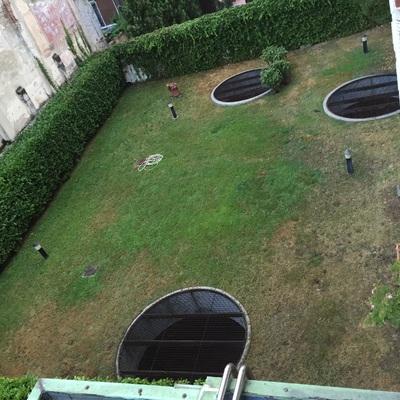 Manutenzione giardino condominiale scalo romana milano - Giardino condominiale ...