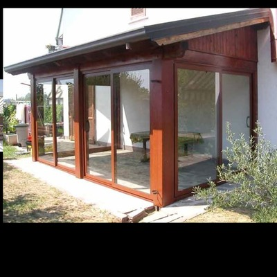 Best Veranda Sul Terrazzo Contemporary - Home Design Inspiration ...