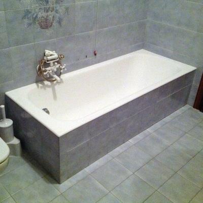 Ristrutturazione bagno sostituire vasca da bagno con box doccia lumezzane brescia habitissimo - Installare una vasca da bagno ...