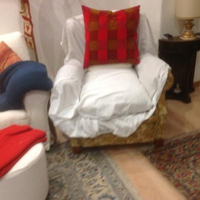 Foderare due poltrone berg res e un divano letto roma - Foderare il divano ...