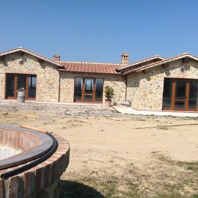 Costruire casa montepulciano siena habitissimo for Piani di casa con il costo per costruire gratuitamente