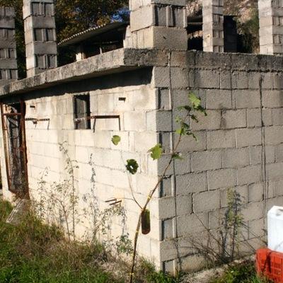 Costruzione casa al rustico di 120 mq 2 piani poggio for Piccoli piani di casa a 2 piani