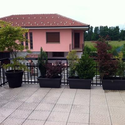 Impermeabilizzazione terrazo rivarolo canavese torino - Piscina rivarolo ...