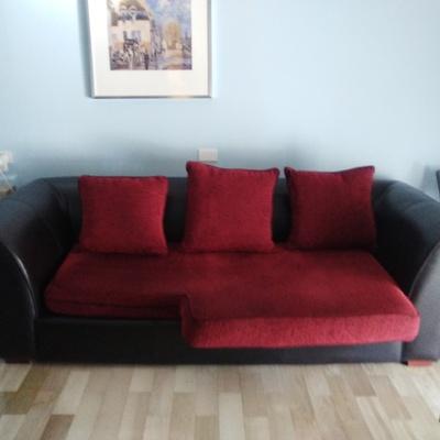 Tappezzare seduta divano ad alanno brecciarola chieti - Foderare il divano ...
