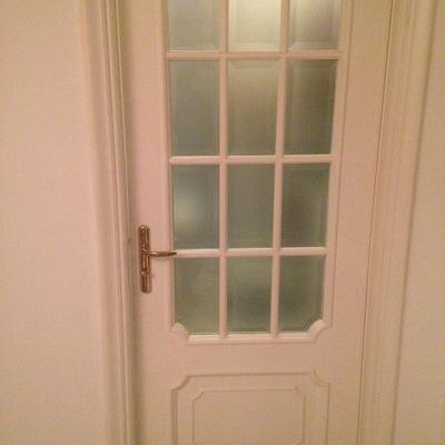 Come verniciare porte interne finest prima e dopo with verniciare laminato legno with - Come verniciare porte interne ...