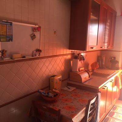 Convertire attuale cucina in cameretta e creare angolo cottura nel ...