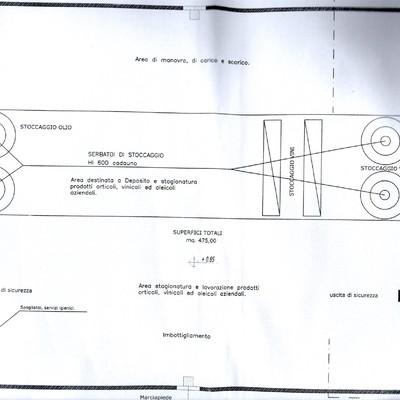 Realizzazione di un capannone industriale torremaggiore for Costruire un capannone