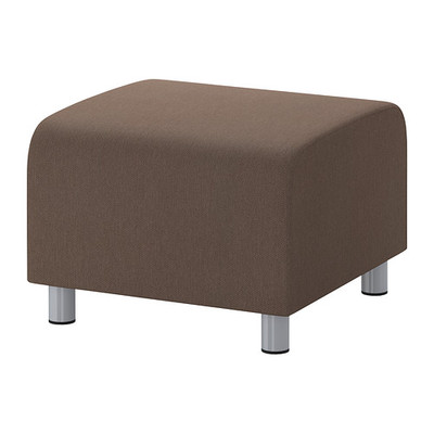 Fodere in finta pelle per divano e pouf ikea klippan - Pouf per divano ...