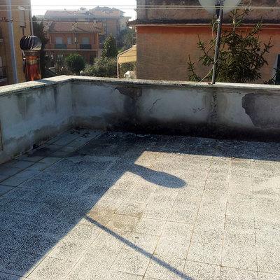 Impermeabilizzazione terrazzo condominiale ca 110mq + parapetto - Santa Maria delle Mole (Roma ...