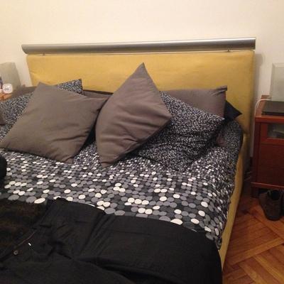 Rivestimento letto con contenitore - Carignano, Genova (Genova ...