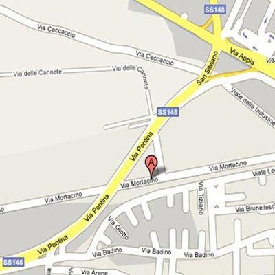 mappa terracina sporting club_189855