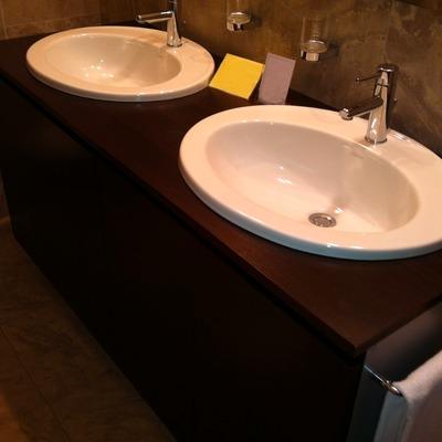 Mobile bagno per due lavandini da incasso cagliari cagliari habitissimo - Lavandini da bagno con mobile ...