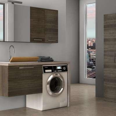 Mobile bagno con lavatrice - Torino (Torino) | habitissimo