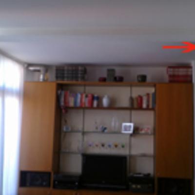 Creare una parete divisoria in cartongesso 3 20 m per 2 80 venezia venezia habitissimo - Creare una parete in cartongesso ...