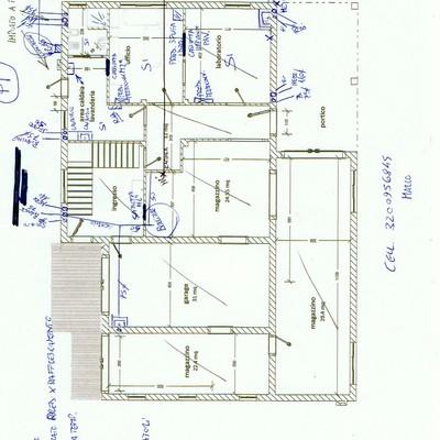 Impianti idraulici completi al grezzo mestre venezia for Disegno impianto riscaldamento a termosifoni
