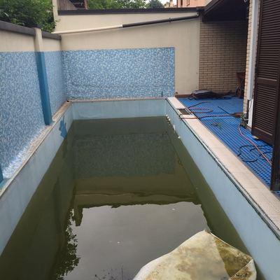 Pulizia piscina abbandonata rho milano habitissimo for Pulizia piscina