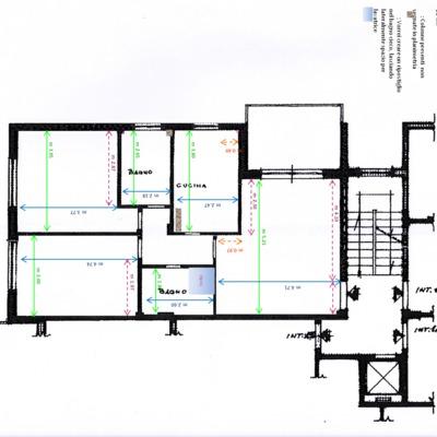 Ristrutturare una casa di 75 mq ostia roma habitissimo for Progetto ristrutturazione casa gratis