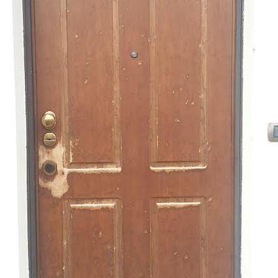Sostituzione pannello esterno porta blindata dierre - Chieri (Torino ...