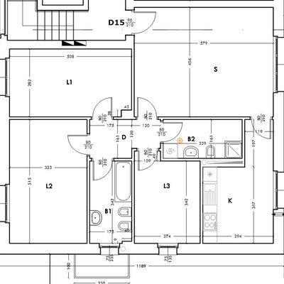Impianto di climatizzazione per quadrilocale lambrate - Condizionatore unita esterna piccola ...