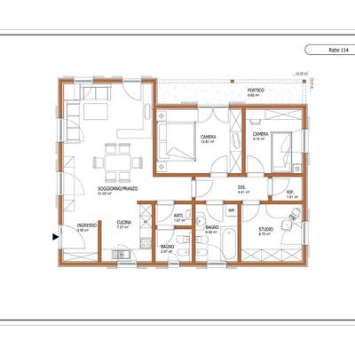 Casa prefabbricata legno 100mq giussano monza e della brianza habitissimo - Progetto casa giussano ...