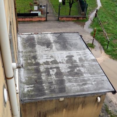 Impermeabilizzazione terrazzo e cornicione (per problema ...