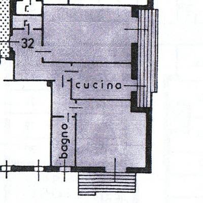 Ristrutturazione appartamento 65 mq richiesta di progetto for Lavoro architetto milano