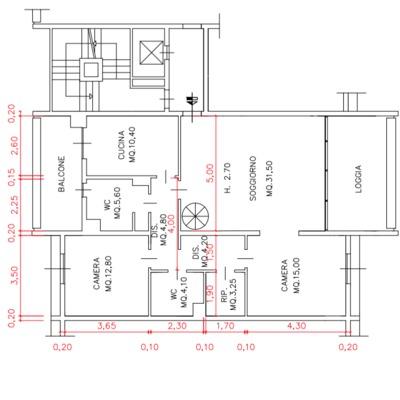 Ristrutturazione appartamento m 90 basiglio milano for Ristrutturare un appartamento