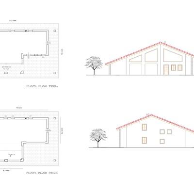 Costruzione casa prefabbricata solo platea struttura al for Piani di casa con il costo per costruire gratuitamente