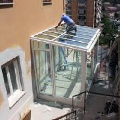 Realizzare serra solare risparmio energetico passivo for Serra solare