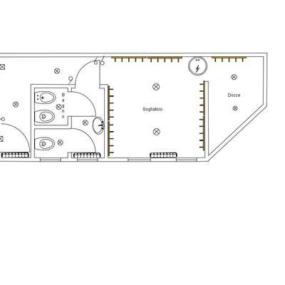 Demolizione e rifacimento completo bagni e spogliatoi su for Disegna piani architettonici online gratuitamente